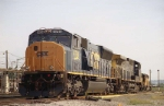 CSXT'S Boyles Terminal Service Center